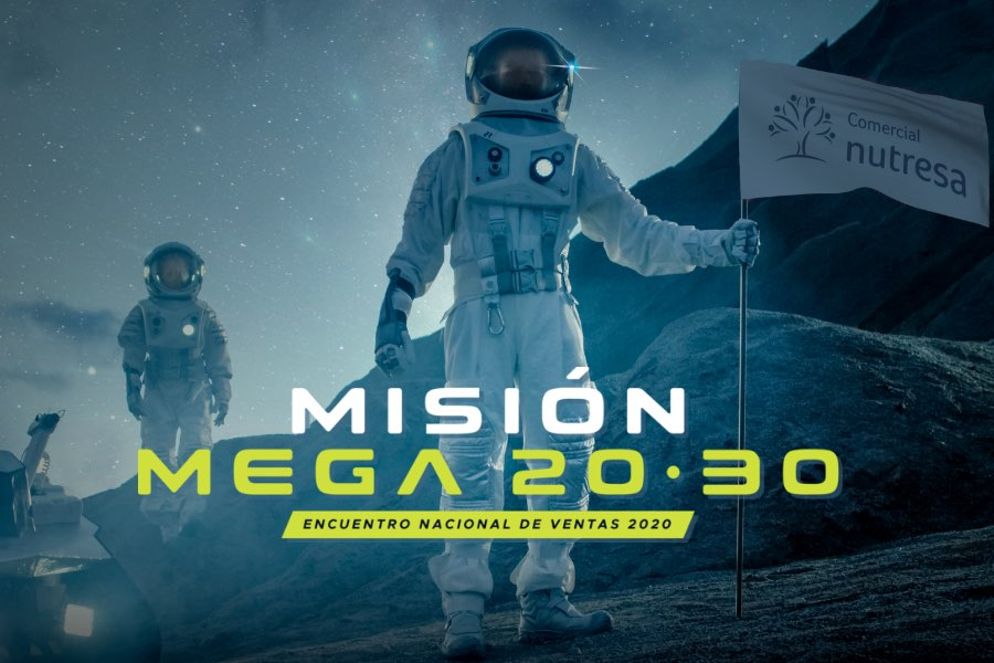 Nutresa – Misión mega 20·30